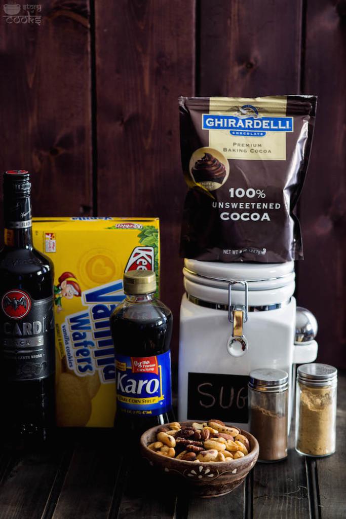 rumballs ingredients