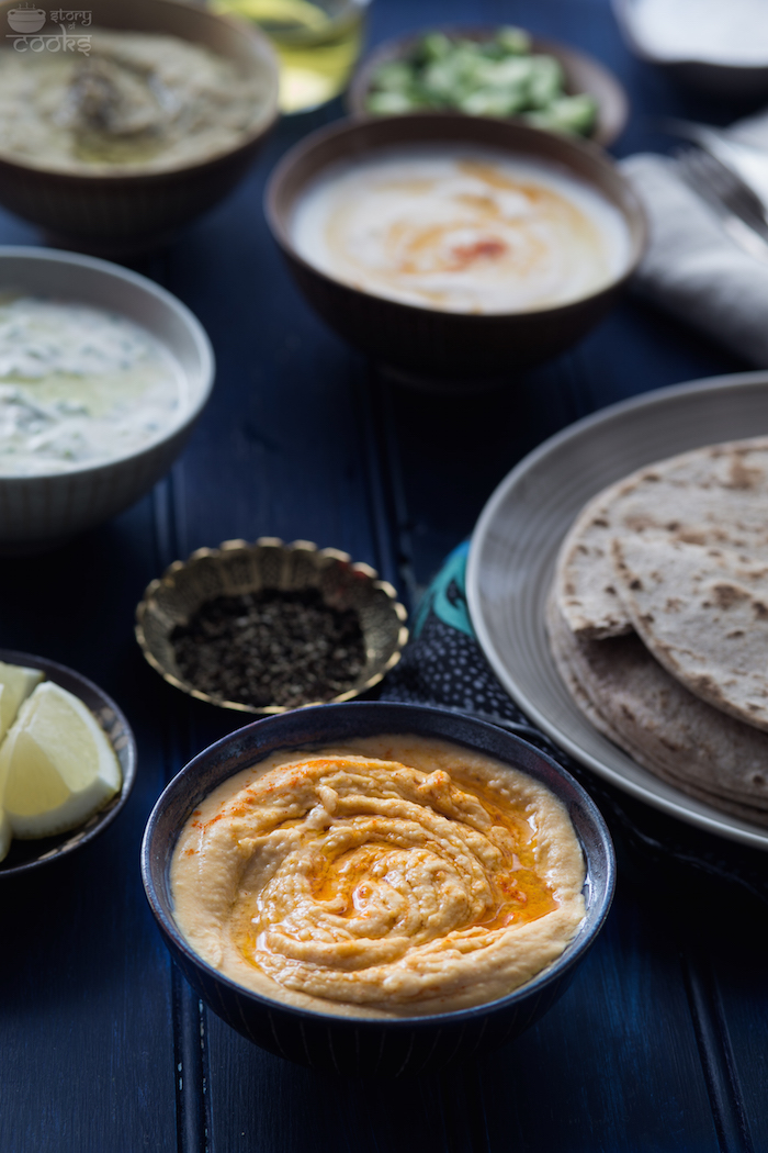 middle eastern dips 2